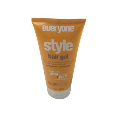 Everyone Made With Plant Extracts + Pure Essential Oils Hair Style Gel