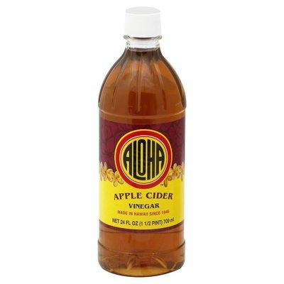 Aloha Vinegar, Apple Cider