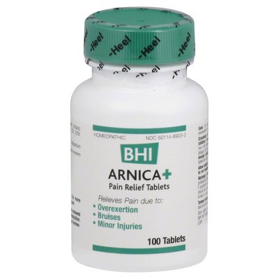 Heel Arnica+, Tablets