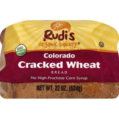 Rudi's Organic Bakery Bread, Organic, Colorado Cracked Wheat