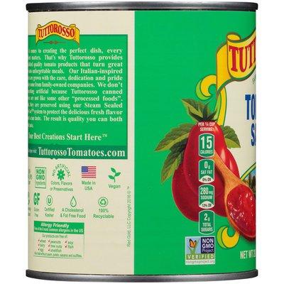 Tuttorosso Tomatoes Tomato Sauce