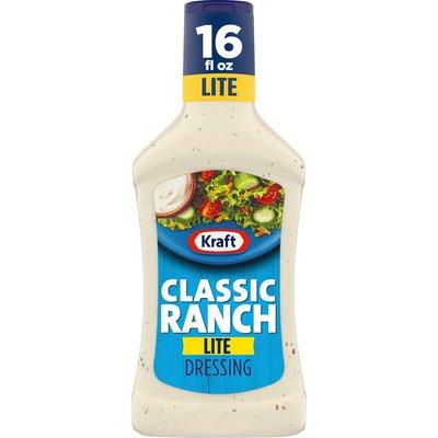 Kraft Classic Ranch Lite Salad Dressing