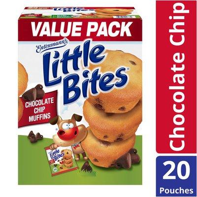 Entenmann's Little Bites Chocolate Chip Muffins
