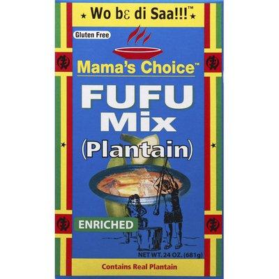 D&g Fufu Mix, Plantain