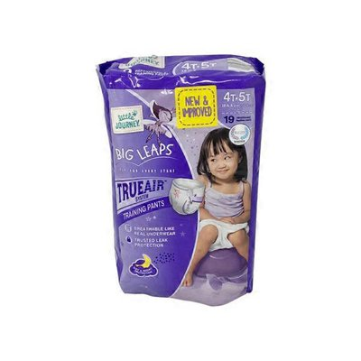 Little Journey Size 4T to 5T Girls Training Pants