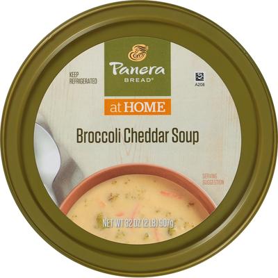 Panera Bread at Home Broccoli Cheddar Soup