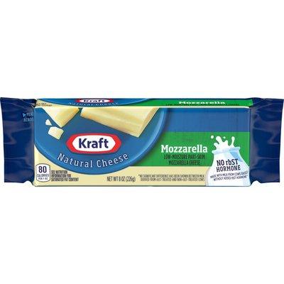 Kraft Mozzarella Cheese