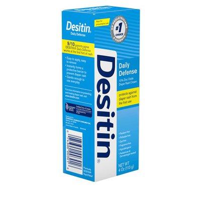 Desitin Daily Defense Diaper Rash Cream
