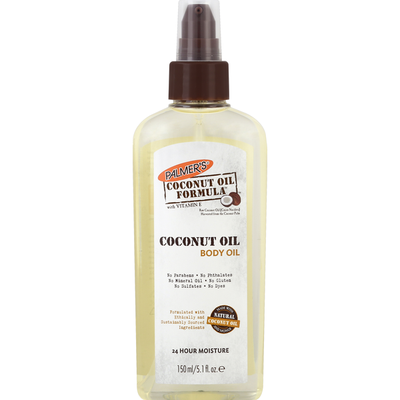 Palmer's Body Oil, Coconut Oil