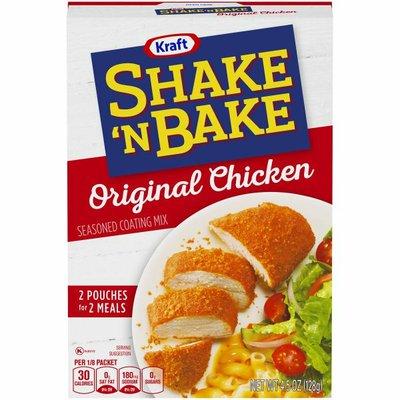 Shake 'N Bake Original Chicken Seasoned Coating Mix