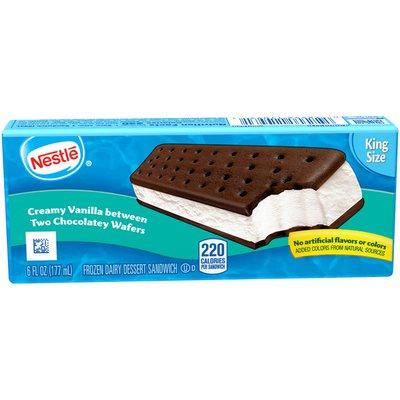 Nestle Vanilla Ice Cream Sandwich