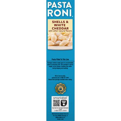 Pasta Roni Shells & White Cheddar