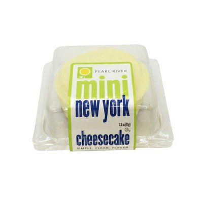 Pearl River Pastry New York Mini Cheesecake
