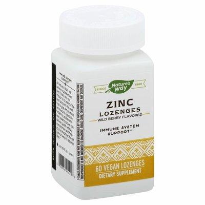 Nature's Way Zinc Lozenges
