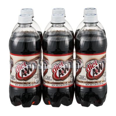 Diet A&W Root Beer