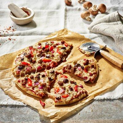 Daiya Dairy Free Supreme Gluten Free Pizza