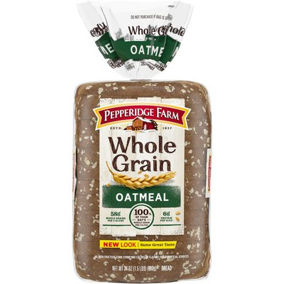 Pepperidge Farm® Whole Grain Oatmeal Bread