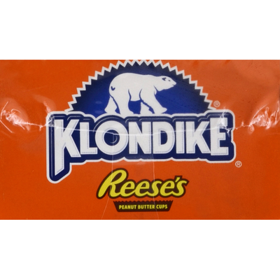 Klondike Frozen Dairy Dessert Bars Reese's