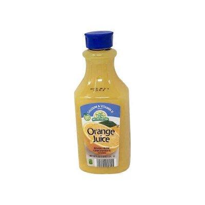 Nature's Nectar Premium Orange Juice not from Concentrate With Calcium & Vitamin D