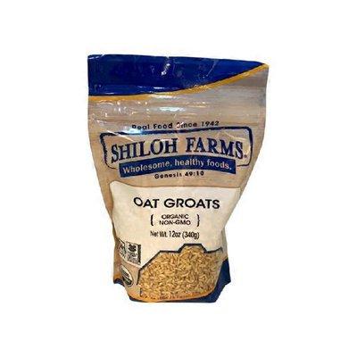 SHILOH FARMS Organic Whole Oat Groats