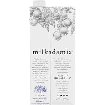milkadamia Original Macadamia Milk