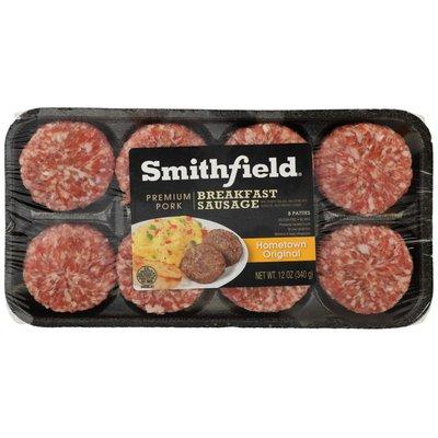 Smithfield Sausage Patty