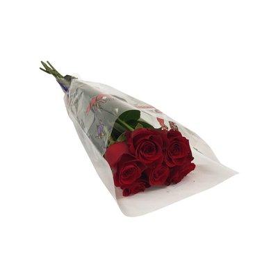 6 Stem Rose Bouquet
