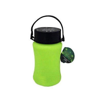 Evergreen Silicone Solar Lantern