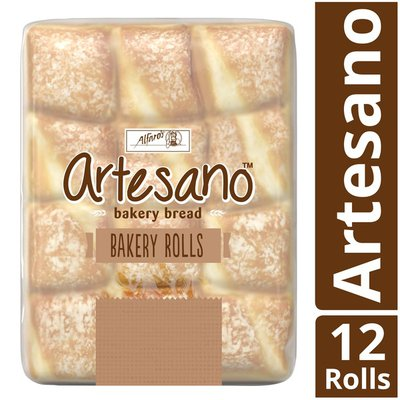 Alfaro's Artesano Bakery Rolls