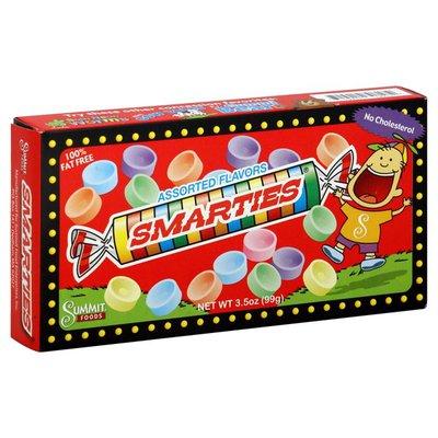 Smarties Assorted Flavors
