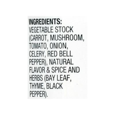 Kitchen Basics® Unsalted Vegetable Stock