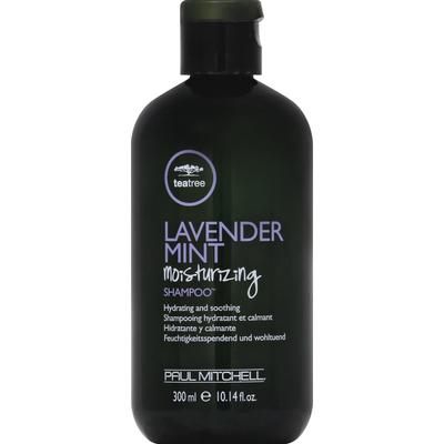 Paul Mitchell Shampoo, Moisturizing, Lavender Mint