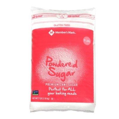 Member's Mark Powdered Cane Sugar