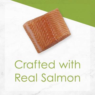 Purely Fancy Feast Grilled Gravy Wet Cat Food, Salmon Feast