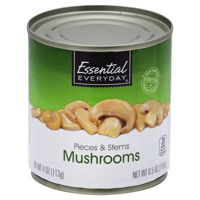 Essential Everyday Mushrooms