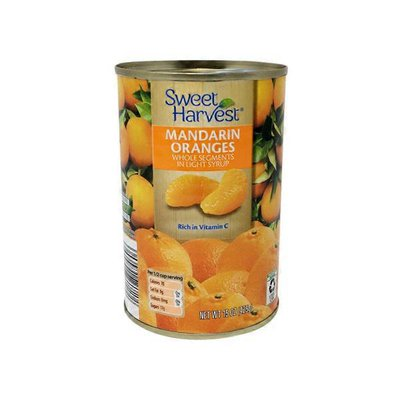 Sweet Harvest Mandarin Oranges