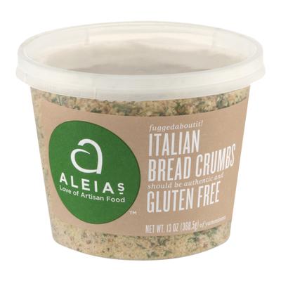 Aleia's Aleias Bread Crumbs, Italian, Cup