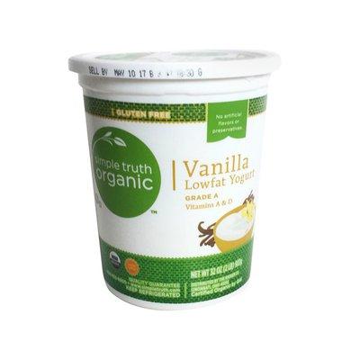 Simple Truth Organic Lowfat Yogurt