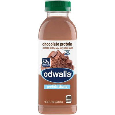 Odwalla Chocolate Protein Shake Drink