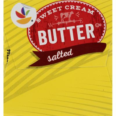 SB Butter, Sweet Cream, Salted