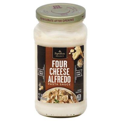 Signature Kitchens Four Cheese Alfredo Pasta Sauce