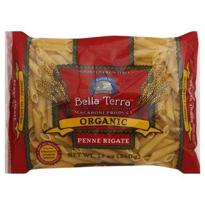 Bella Terra Penne Rigate, No. 13, Organic