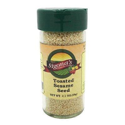 Sigona's Toasted Sesame Seed