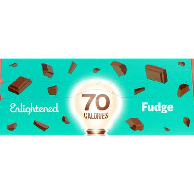 Enlightened Ice Cream Bars, Fudge, Light