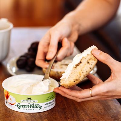 Green Valley Creamery Organic Lactose Free Cream Cheese