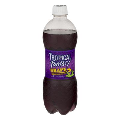 Tropical Fantasy Soda Grape