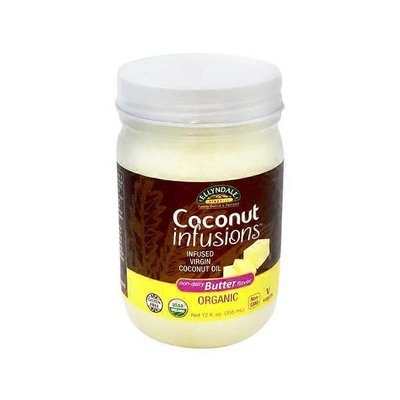 Ellyndale Coconut Infusion Organic Coconut Oil