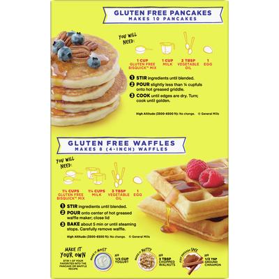 Bisquick Pancake and Baking Mix, Gluten Free