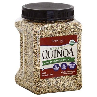 BetterBody Foods Quinoa, Organic