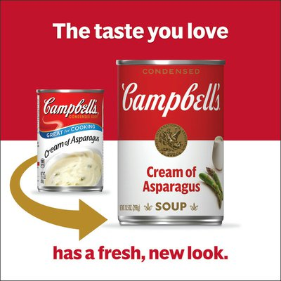 Campbell's® Cream of Asparagus Soup